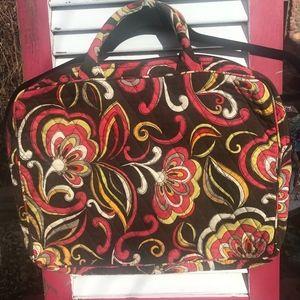 Vera Bradley Briefcase Messenger Bag Laptop Bag